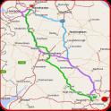 Mapas GPS Buscador de Ruta, Navegación,Direcciones