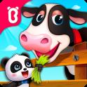 La granja del Panda Bebé