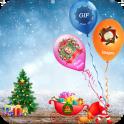 Marco de fotos de Navidad, GIF, imágenes y citas.