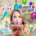 Birthday Photo Animation Maker