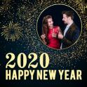 Happy New Year Photo Frame - New Year Photo Editor