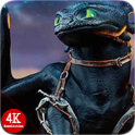 Dragon 3 Wallpaper 4K