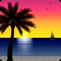 Sunrise Sunset Live Wallpaper