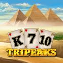 3 Pyramid Tripeaks Solitaire