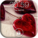 Heart Lock Screen