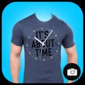 Man T-shirt Photo Maker