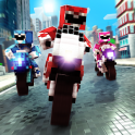 Blocky Superbikes Race Game