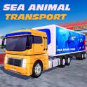 Sea Animals Truck Transporter