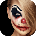 Scary Clown Face Maker