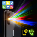 Color Call Flash- Color Phone Flash, Led Torch