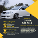 Wiring Diagram for Toyota Corolla