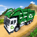 Offroad Garbage Truck Simulator Trash Truck Driver