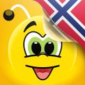 Apprendre le Norvégien 6k Mots