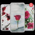 HD Flowers Live Wallpaper