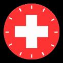 Suisse Clock