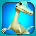 Talking Compsognathus Dinosaur