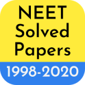 NEET Solved Papers Offline (1998 - 2020)