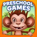 Zootier-Puzzle für Kleinkinder