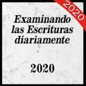 Examinando Las Escrituras 2019