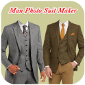 Man Photo Suit Maker