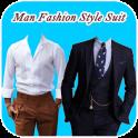 Man Fashion Style Suit