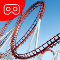 VR Thrills: Roller Coaster 360 (Cardboard Game)
