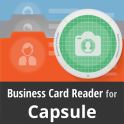 Capsule CRM Business Card Reader