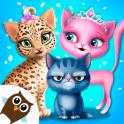 Cat Hair Salon Birthday Party - Virtual Kitty Care