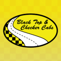 Black Top and Checker Cabs