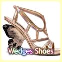 Wedges Shoe Designs | Korean Style Ideas