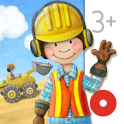 Tiny Builders: Crane, Digger, Bulldozer for Kids