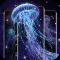 Lucid Jellyfish Live Wallpaper