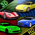 Cars Quiz 3D