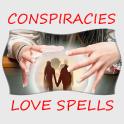 Magic. Conspiracy. Spies. Spells. Rituals.