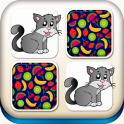 Juegos Memoria Niños Animales