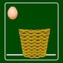Running Egg Toss