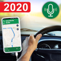 GPS Navigation Live Map & Driving Directions Guide