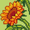 Feliz Puzzle Pixel
