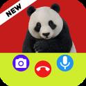 Panda Fake Call