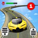 Mega Ramp Car Stunts- Juegos de autos multijugador