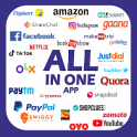 All In One Smart Social, Shopping, Sport, Food App