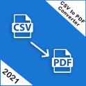 Csv to Pdf Convertor