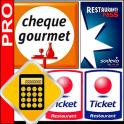 Calculadora Ticket Comida PRO