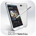 Samsung Galaxy Note II iLock
