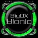Bionic Launcher Theme Green