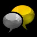 GO SMS Canary Cobalt - Theme