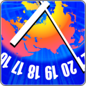 Analog World Clock