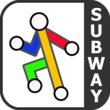 New York Subway by Zuti