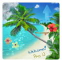 Beach Live Wallpaper Pro