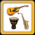 Music Instruments - English